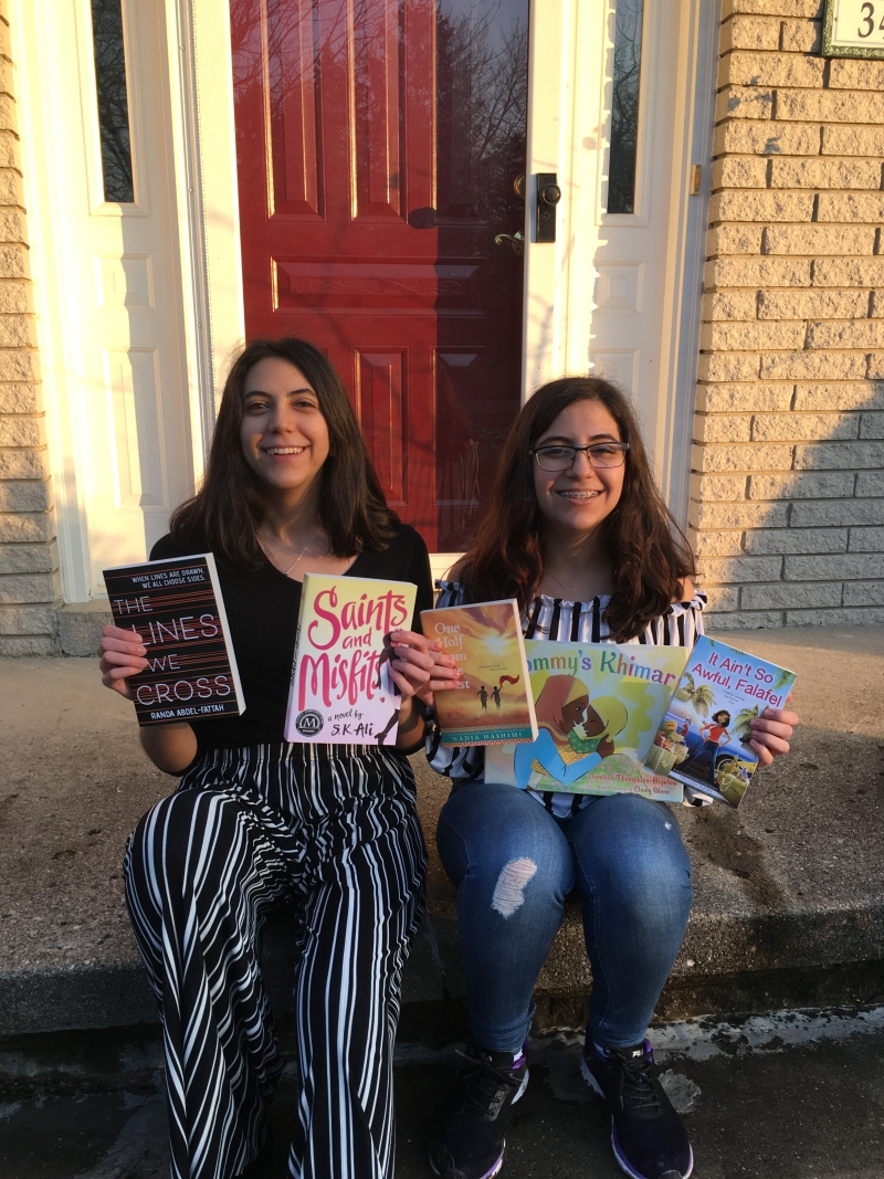 Michigan Sisters Empowering Muslim Girls Through Books