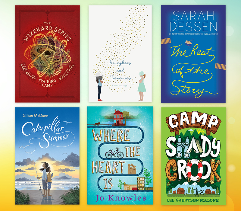 The Heat Is On | Summer Reading for Tweens and Teens