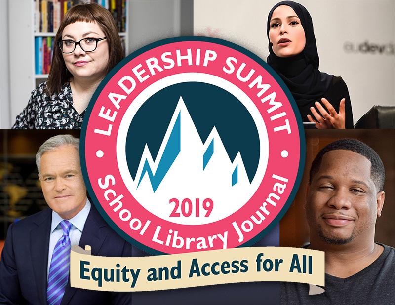 SLJ Summit 2019 To Feature Alaa Murabit, Physician and Global Activist, Harry Potter Alliance