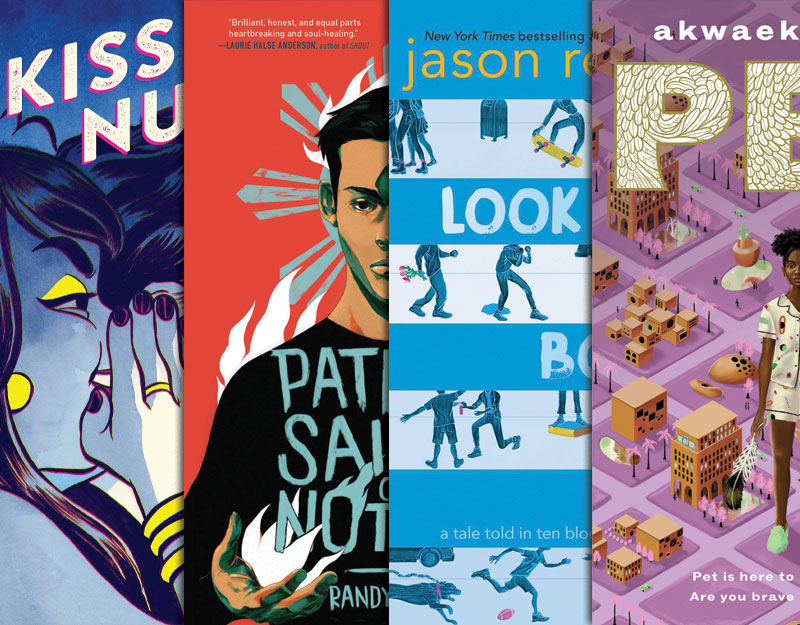 SLJ's Reviews of the 2019 National Book Award Longlisters