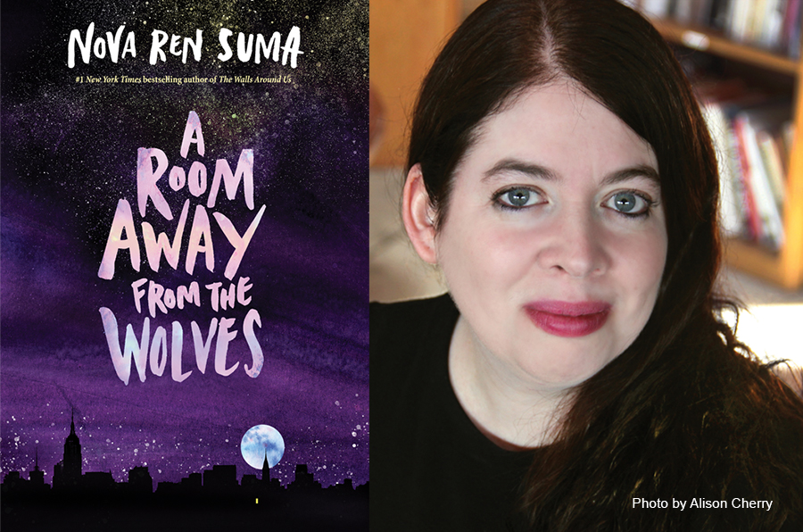 Nova Ren Suma On Ghosts, Unreliable Narrators, &