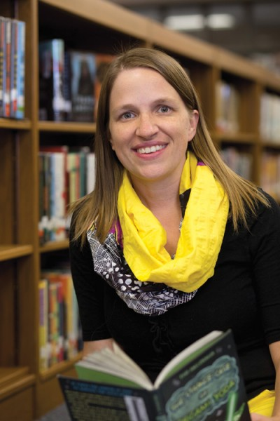 2014 School Librarian of the Year Finalist Colleen Graves: The Whole School is Her Classroom