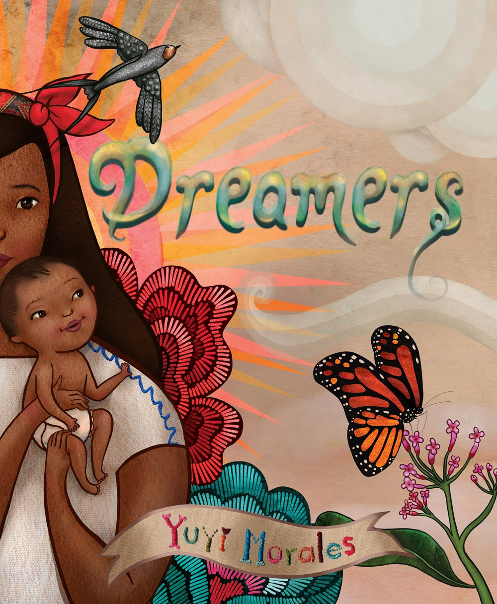 Cover art for the book entitled Dreamers