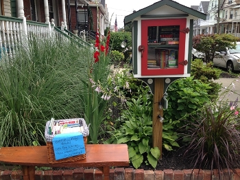 Little Free Libraries (LFL)