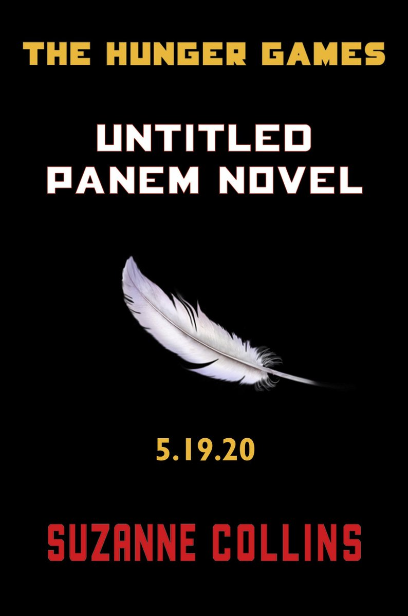 Return to Panem: Hunger Games Prequel To Be Published in Spring