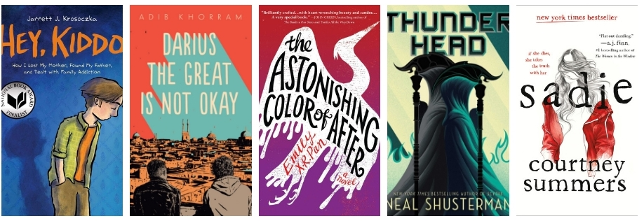 A Graphic Memoir, a Sequel, Debuts, and More | Pondering